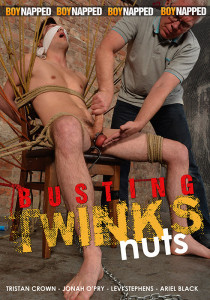 Busting Twink Nuts DVD
