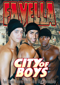 Favella: City of Boys DVD (NC)
