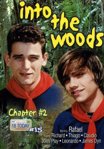 Into the Woods chapter 2 DVD (NC)