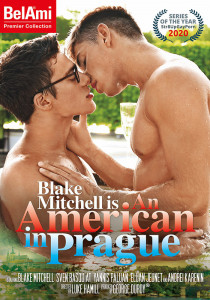 Blake Mitchell is An American in Prague DVD (S)