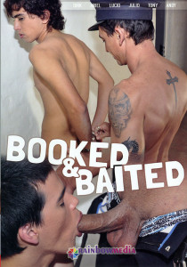 Booked & Baited DVD