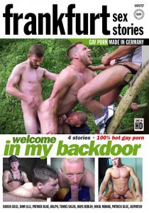 Welcome in my Backdoor DVD