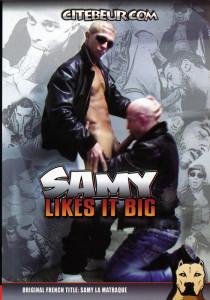 Samy Likes It Big DVD
