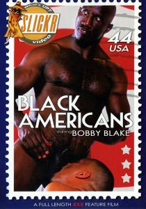 Black Americans DVDR (NC) (no inlay)
