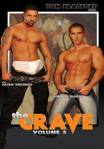 The Crave volume 3 DVD (NC)
