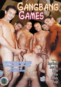 Gangbang Games DVD
