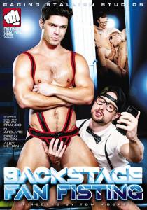 Backstage Fan Fisting DVD (S)