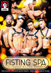 Fisting Spa DVD