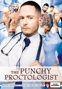 The Punchy Proctologist DVD (S)
