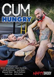 Cum Hungry DVD