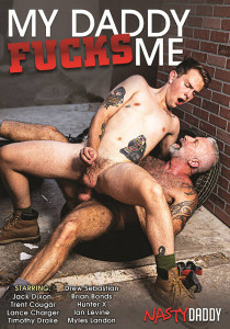 My Daddy Fucks Me DVD