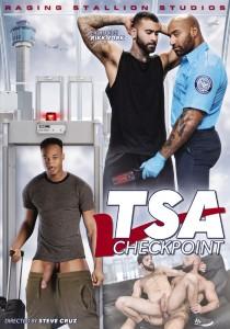 TSA Checkpoint DVD
