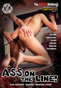 Ass On The Line! DVDR (NC)
