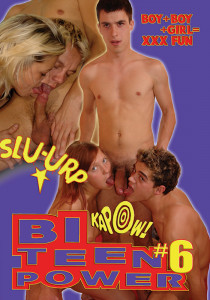 Bi Teen Power 6 DVDR (NC)