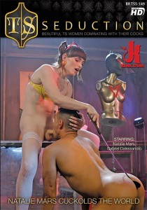 TSS149: Natalie Mars Cuckolds The World DVD (S)