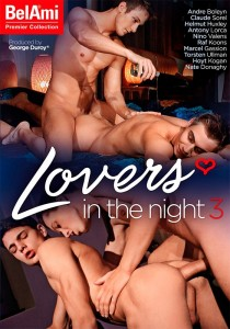 Lovers in the Night 3 DVD