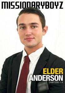 Elder Anderson: Chapters 1-4 DVD (S)