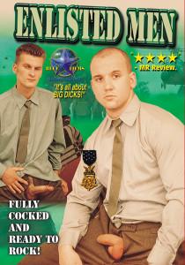 Enlisted Men DVD (NC)