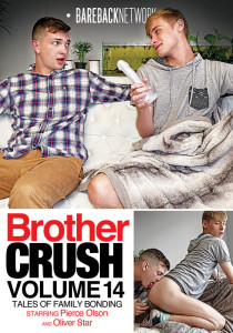 Brother Crush 14 DVD