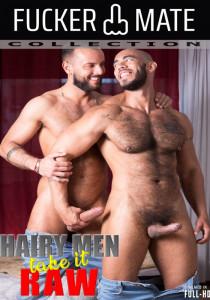 Hairy Men Take It Raw DVD