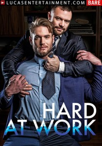 Gentlemen #19 - Hard At Work DVD (S)