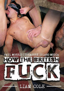 How The British Fuck DVD (S)