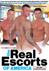The Real Escorts of America DVD