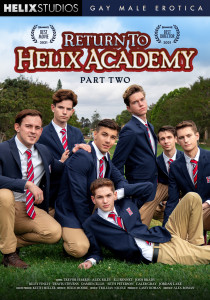 Return to Helix Academy | Part Two DVD