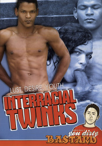 Interracial Twinks DVD (NC)