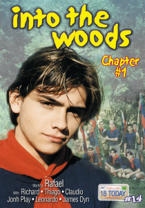 Into the Woods chapter 1 DVDR (NC)