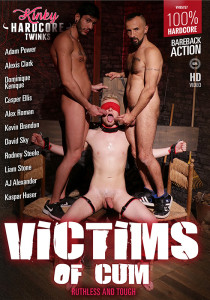 Victims of Cum DVD