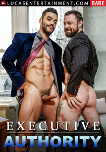 Executive Authority DVD