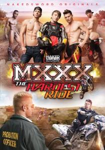 MXXX: The Hardest Ride DVD