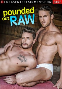 Pounded Out Raw DVD (S)