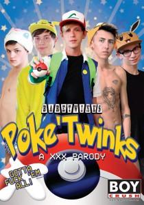 Poke Twinks DVD