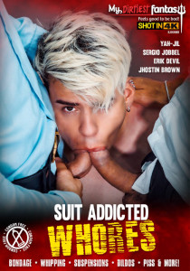 Suit Addicted Whores DVDR