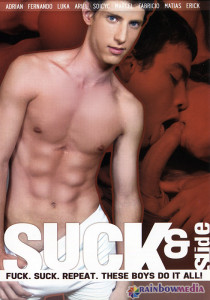 Suck & Slide DVD (NC)