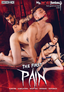The First Pain DVD