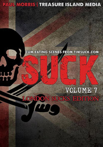 Suck Volume 7: London Sucks DVD