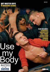 Use My Body DVD