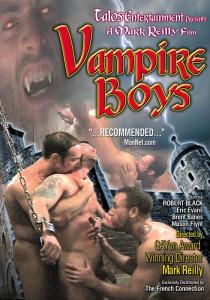 Vampire Boys DVD