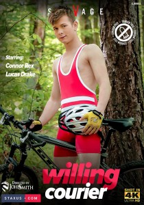 Willing Courier DVD